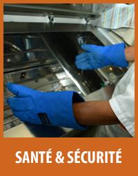santé et sécurité