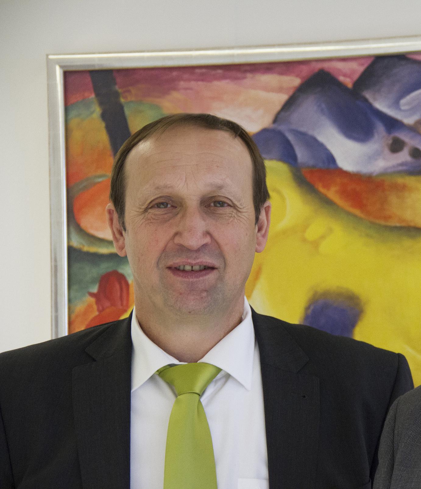Michel CETRE, Président d'Allice