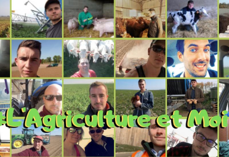 Les acteurs de l'agriculture s'engagent dans une communication positive