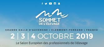 A vos agendas, le programme complet des conférences et colloques pour l'édition 2019 du Sommet de l'Élevage.
