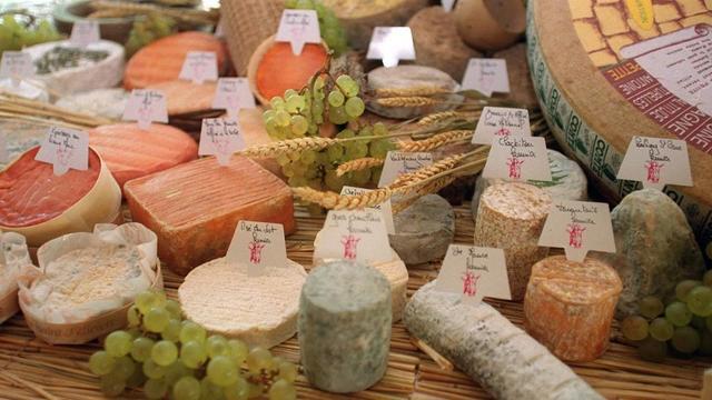 Et le fromage préféré des français est…