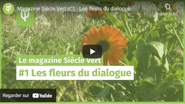 Les fleurs du dialogue.