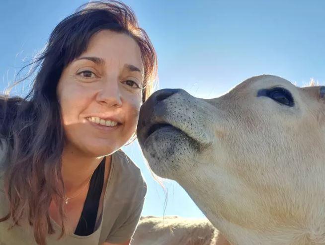 Christelle @LaVacaPreciosa : « j'arrive à montrer une belle image de l'agriculture aux gens ».